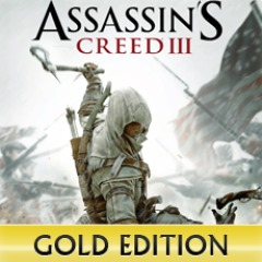 Assassin's Creed® III - Gold Edition PS3
