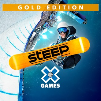 Steep X Games Gold Edition PS4