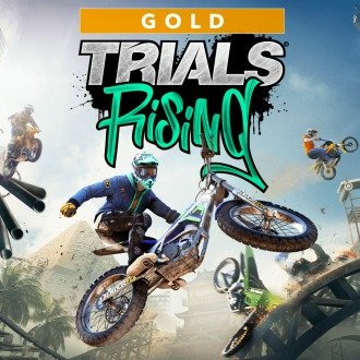 Trials® Rising - Digital Gold Edition PS4