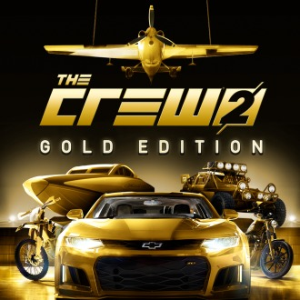 The Crew® 2 - Gold Edition PS4