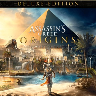 Assassin's Creed® Origins - DELUXE EDITION PS4