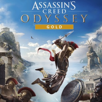 Assassin's Creed® Odyssey - GOLD EDITION PS4