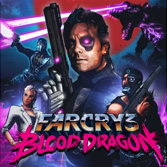 Far Cry 3: Blood Dragon PS3