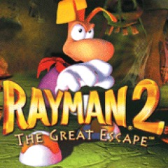 Rayman 2 The Great Escape® PS3 / PS Vita / PSP