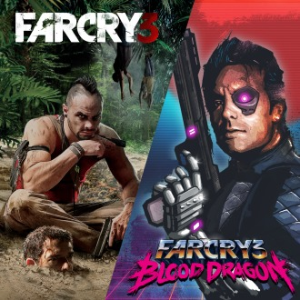 Far Cry® 3 + Far Cry® 3 Blood Dragon PS3