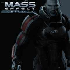 Mass Effect™ Trilogy PS3