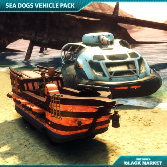 Just Cause 4 - Sea Dogs Vehicle Pack PS4
