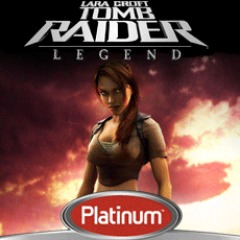 TOMB RAIDER: LEGEND [PSP] PS3 / PS Vita / PSP