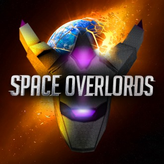Space Overlords [Cross-buy] PS4 / PS Vita