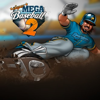 Super Mega Baseball 2 PS4