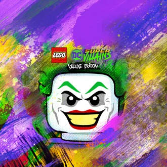 LEGO® DC Super-Villains Deluxe Edition PS4
