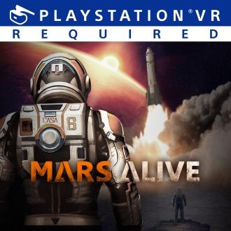 Mars Alive PS4
