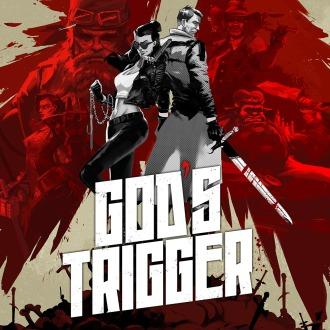 God's Trigger PS4