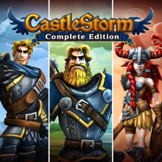 CastleStorm Complete Edition PS3