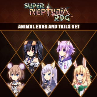 Super Neptunia™ RPG: Animal Outfit Bundle PS4