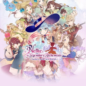 Nelke & the Legendary Alchemists ~Ateliers of the New World~ PS4