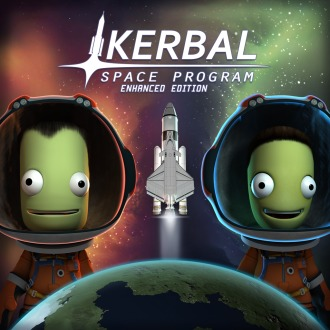 Kerbal Space Program Enhanced Edition PS4