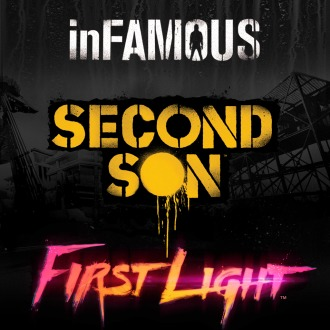 inFAMOUS Second Son™ + inFAMOUS™ First Light PS4