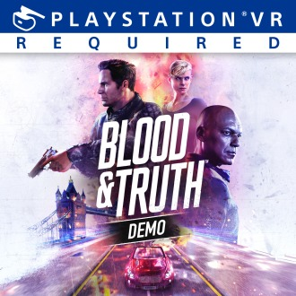 Blood & Truth Demo PS4