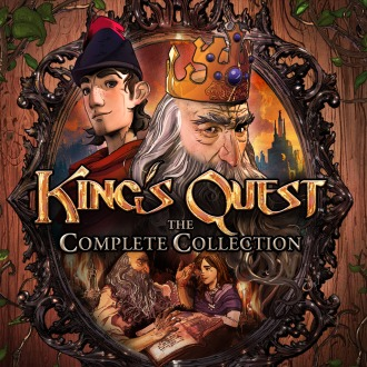 King's Quest: The Complete Collection PS4
