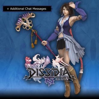 Atuendo alternativo y 5.ª arma de Yuna PS4