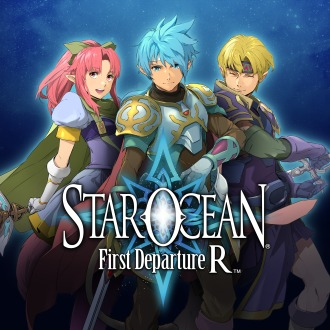 STAR OCEAN First Departure R PS4