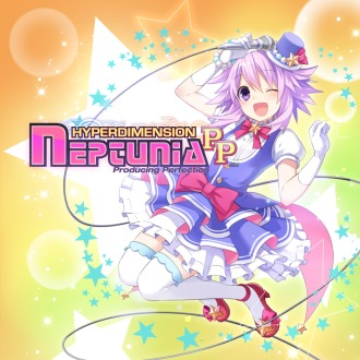 HYPERDIMENSION NEPTUNIA: PRODUCING PERFECTION PS Vita