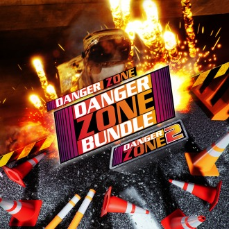 Danger Zone Bundle - Danger Zone and Danger Zone 2 PS4