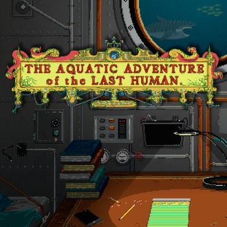 The Aquatic Adventure of The Last Human PS4