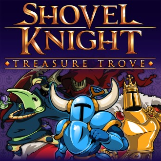 Shovel Knight: Treasure Trove PS3