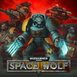 Warhammer 40,000: Space Wolf PS4