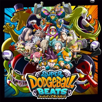 Super Dodgeball Beats PS4