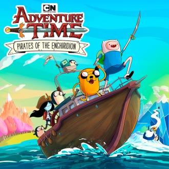 Hora de aventuras: Piratas del Enchiridión PS4