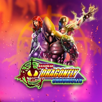 Super Dragonfly Chronicles PS4