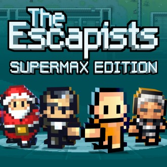 The Escapists: Supermax Edition PS4