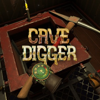 Cave Digger: Riches PS4