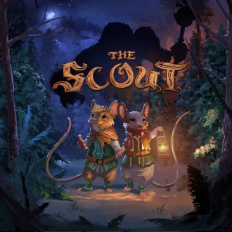 The Lost Legends of Redwall™ : The Scout PS4