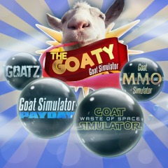 Goat Simulator: The GOATY