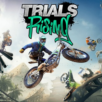 Trials® Rising PS4