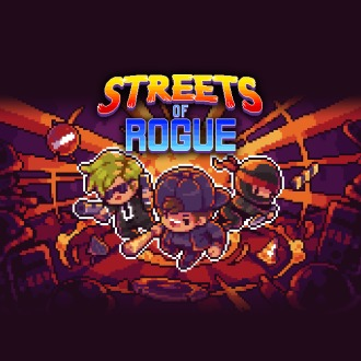 Streets of Rogue PS4