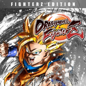 DRAGON BALL FIGHTERZ - FighterZ Edition PS4