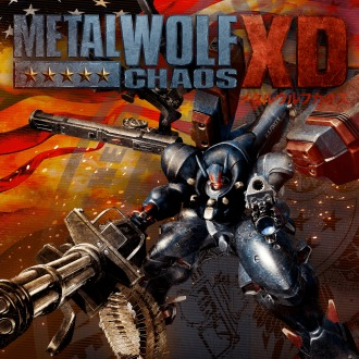Metal Wolf Chaos XD PS4