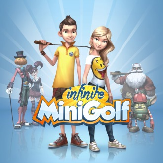 Infinite Minigolf PS4