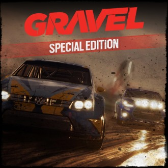 Gravel Special Edition PS4