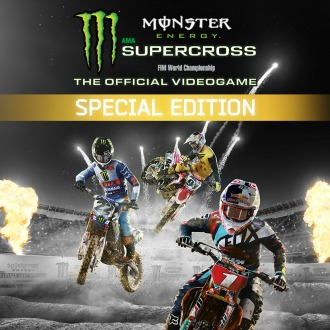 Monster Energy Supercross - Special Edition PS4