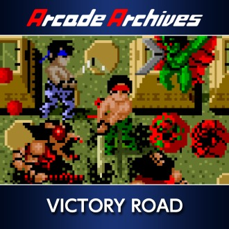 Arcade Archives VICTORY ROAD PS4