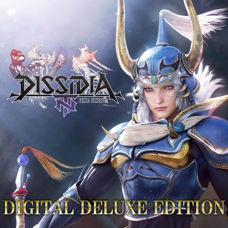 DISSIDIA® FINAL FANTASY® NT Digital Deluxe Edition PS4