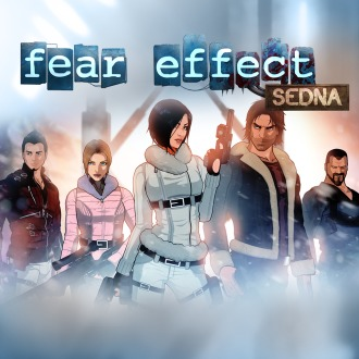 Fear Effect Sedna PS4