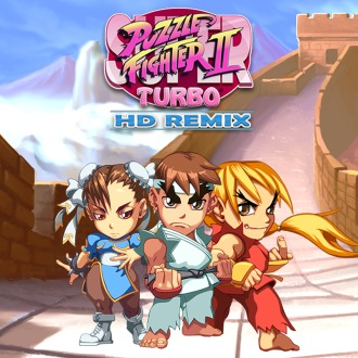 Super Puzzle Fighter II Turbo HD Remix PS3