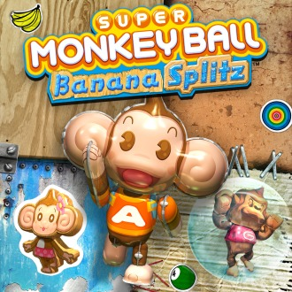 Super Monkey Ball Banana Splitz™ PS Vita